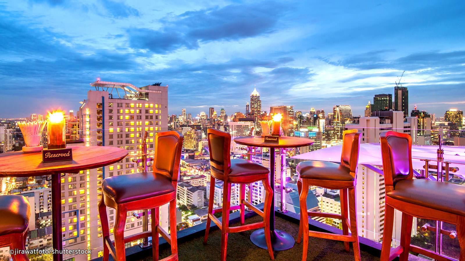 5 Kota di Dunia dengan Kehidupan Malam Paling Spektakuler