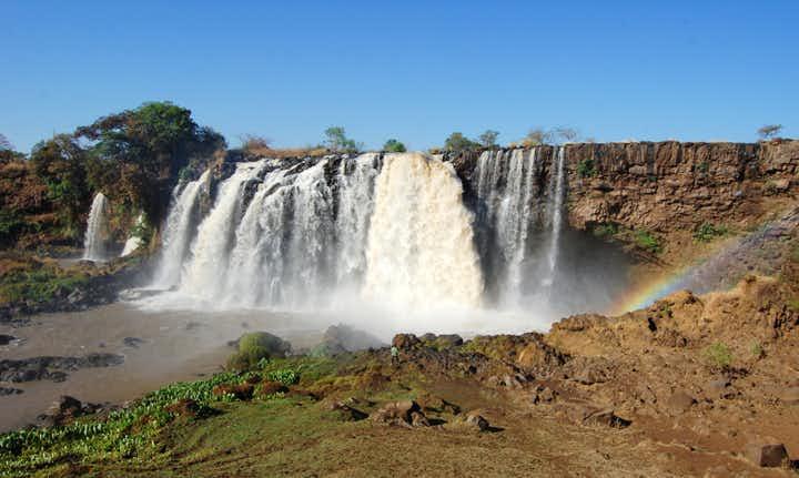 Air Terjun Blue Nile: Air Terjun Terbesar Di Ethiopia Yang Mengagumkan