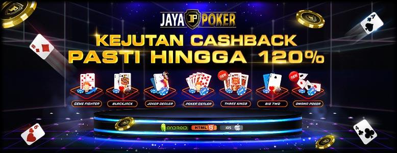 One ID For All Games Memakai Referral Jayapoker