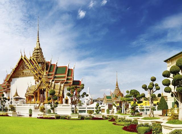 Menikmati Megahnya Wisata Sejarah The Grand Palace Thailand