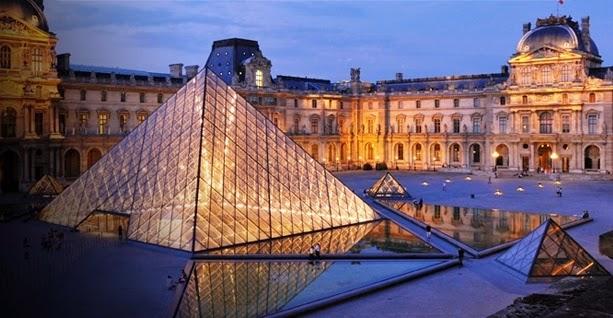 Museum Louvre : Museum Seni Terbesar di Dunia